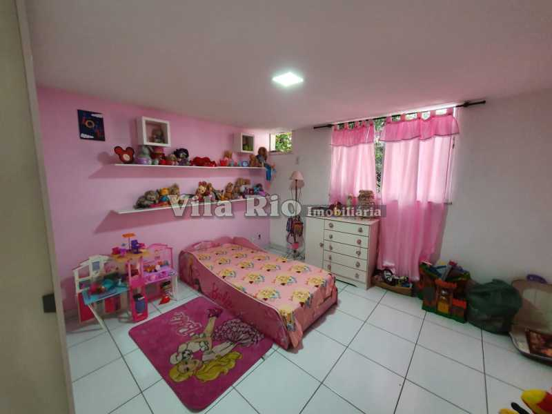QUARTO1. - Casa Vila Kosmos,Rio de Janeiro,RJ À Venda,3 Quartos,145m² - VCA30060 - 11