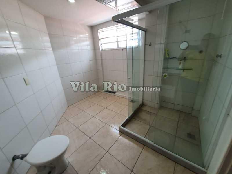BANHEIRO 2. - Casa Vila Kosmos,Rio de Janeiro,RJ À Venda,3 Quartos,145m² - VCA30060 - 13