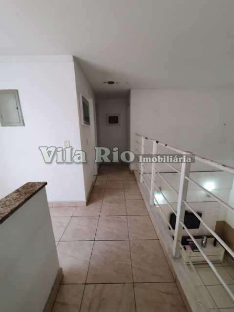 CIRCULAÇÃO. - Casa Vila Kosmos,Rio de Janeiro,RJ À Venda,3 Quartos,145m² - VCA30060 - 14