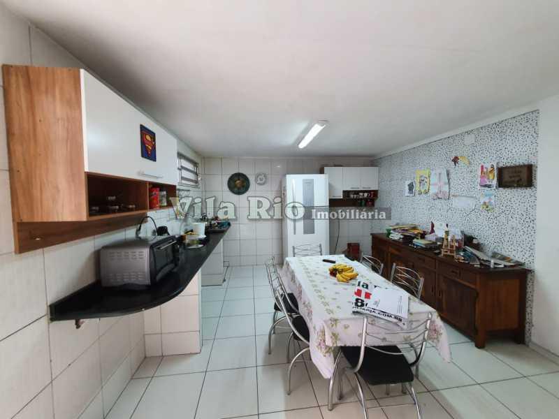 COZINHA. - Casa Vila Kosmos,Rio de Janeiro,RJ À Venda,3 Quartos,145m² - VCA30060 - 15