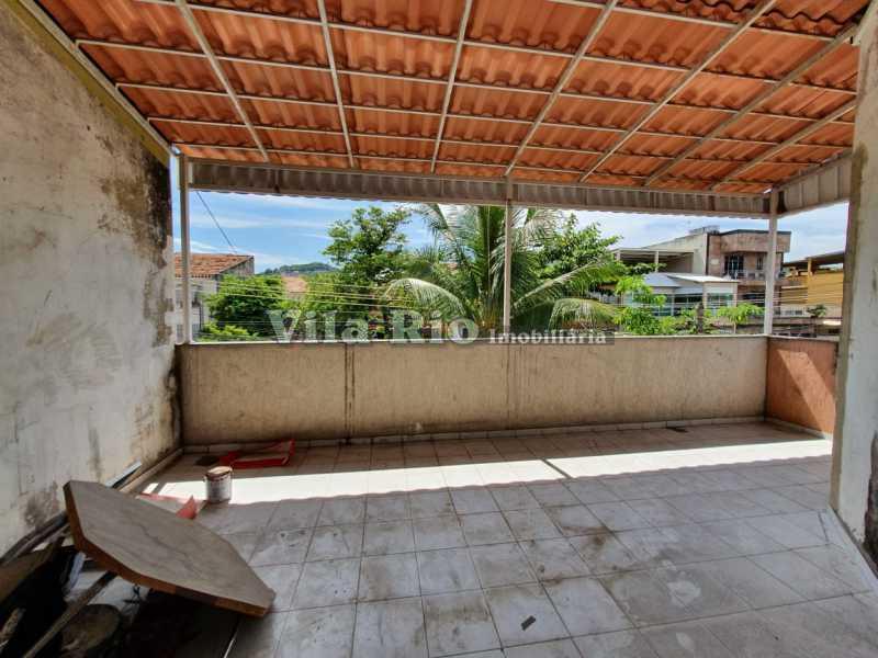 TERRAÇO. - Casa Vila Kosmos,Rio de Janeiro,RJ À Venda,3 Quartos,145m² - VCA30060 - 22