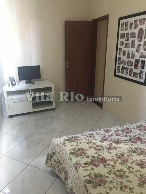 Quarto 3 - frente - Casa 4 quartos à venda Vicente de Carvalho, Rio de Janeiro - R$ 598.000 - VCA40034 - 5