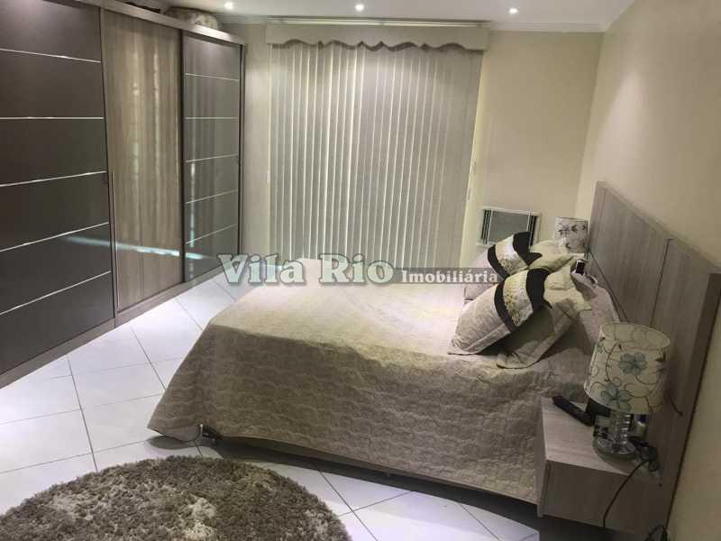 Quarto1 - frente - Casa 4 quartos à venda Vicente de Carvalho, Rio de Janeiro - R$ 598.000 - VCA40034 - 6