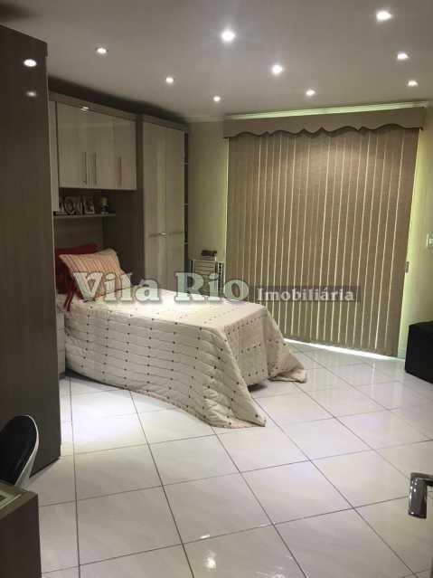 Quarto2 - frente - Casa 4 quartos à venda Vicente de Carvalho, Rio de Janeiro - R$ 598.000 - VCA40034 - 7