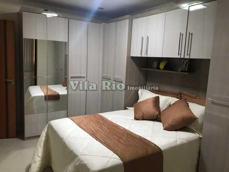 Quarto3 - fundos - Casa 4 quartos à venda Vicente de Carvalho, Rio de Janeiro - R$ 598.000 - VCA40034 - 9