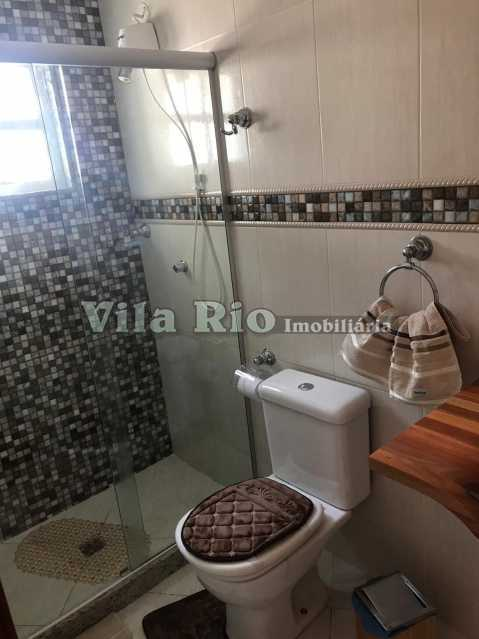 Banheiro Social - Casa 4 quartos à venda Vicente de Carvalho, Rio de Janeiro - R$ 598.000 - VCA40034 - 10
