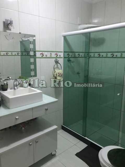 Banheiro - Casa 4 quartos à venda Vicente de Carvalho, Rio de Janeiro - R$ 598.000 - VCA40034 - 11