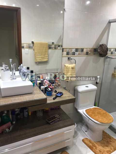 Suite fundos - Casa 4 quartos à venda Vicente de Carvalho, Rio de Janeiro - R$ 598.000 - VCA40034 - 12