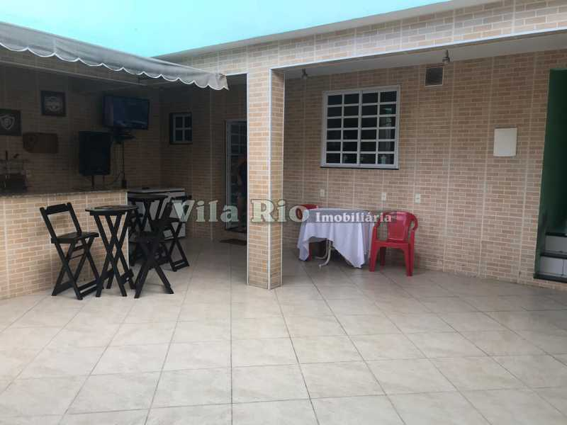 Quintal 1 - Casa 4 quartos à venda Vicente de Carvalho, Rio de Janeiro - R$ 598.000 - VCA40034 - 17