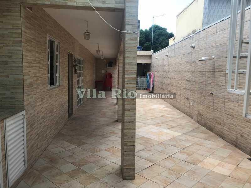 Quintal - Casa 4 quartos à venda Vicente de Carvalho, Rio de Janeiro - R$ 598.000 - VCA40034 - 18