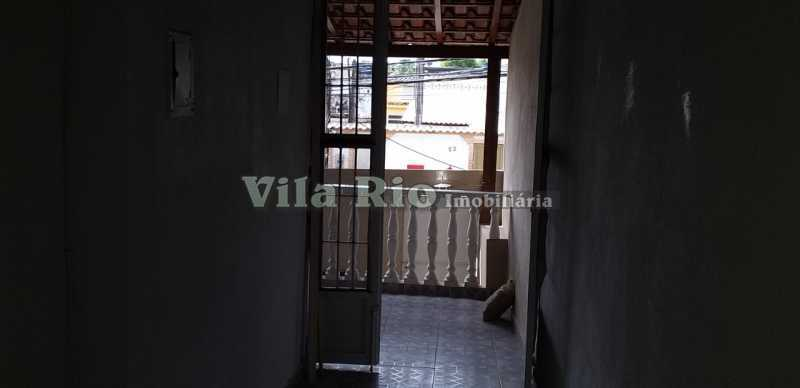 VARANDA 1 - Apartamento Braz de Pina, Rio de Janeiro, RJ À Venda, 2 Quartos, 96m² - VAP20558 - 4