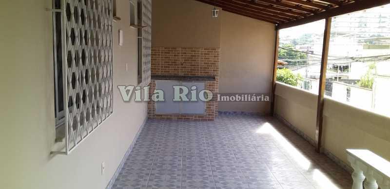 VARANDA 2 - Apartamento Braz de Pina, Rio de Janeiro, RJ À Venda, 2 Quartos, 96m² - VAP20558 - 1