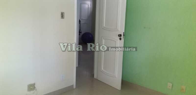 QUARTO 1 - Apartamento Braz de Pina, Rio de Janeiro, RJ À Venda, 2 Quartos, 96m² - VAP20558 - 7