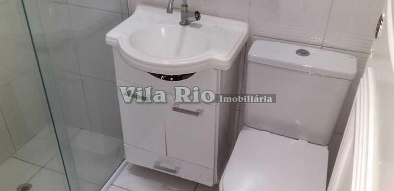 BANHEIRO 1 - Apartamento Braz de Pina, Rio de Janeiro, RJ À Venda, 2 Quartos, 96m² - VAP20558 - 13