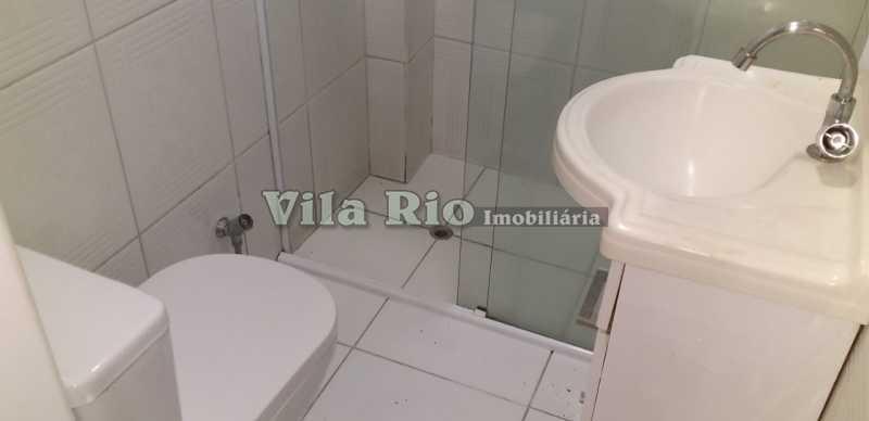 BANHEIRO 3 - Apartamento Braz de Pina, Rio de Janeiro, RJ À Venda, 2 Quartos, 96m² - VAP20558 - 15
