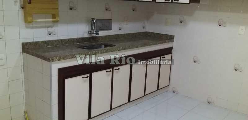 COZINHA 1 - Apartamento Braz de Pina, Rio de Janeiro, RJ À Venda, 2 Quartos, 96m² - VAP20558 - 18