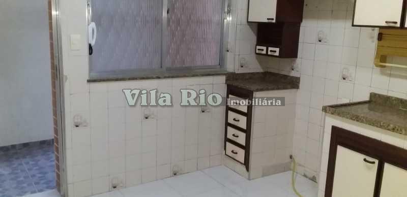 COZINHA 2 - Apartamento Braz de Pina, Rio de Janeiro, RJ À Venda, 2 Quartos, 96m² - VAP20558 - 19