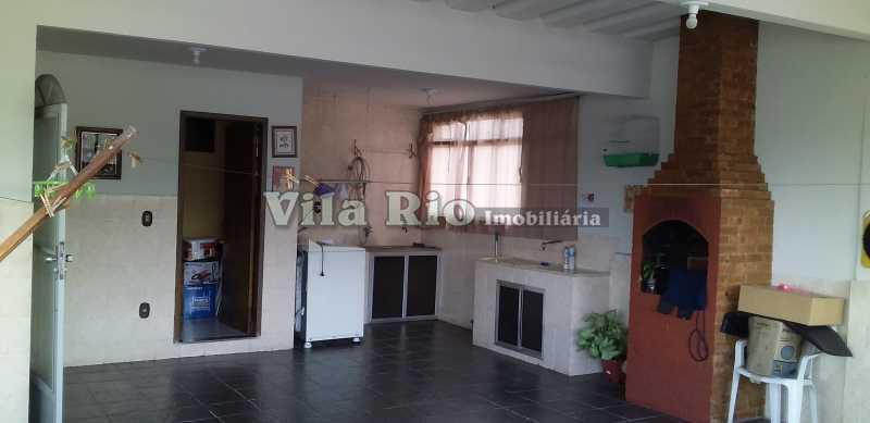 TERRAÇO 1 - Casa Vicente de Carvalho, Rio de Janeiro, RJ À Venda, 3 Quartos, 110m² - VCA30061 - 1