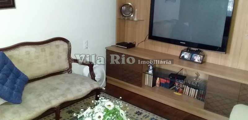 SALA 1 - Casa Vicente de Carvalho, Rio de Janeiro, RJ À Venda, 3 Quartos, 110m² - VCA30061 - 3