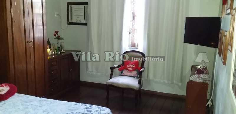 QUARTO 1 - Casa Vicente de Carvalho, Rio de Janeiro, RJ À Venda, 3 Quartos, 110m² - VCA30061 - 5
