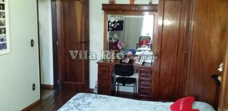 QUARTO 2 - Casa Vicente de Carvalho, Rio de Janeiro, RJ À Venda, 3 Quartos, 110m² - VCA30061 - 6