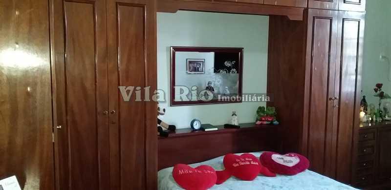 QUARTO 3 - Casa Vicente de Carvalho, Rio de Janeiro, RJ À Venda, 3 Quartos, 110m² - VCA30061 - 7
