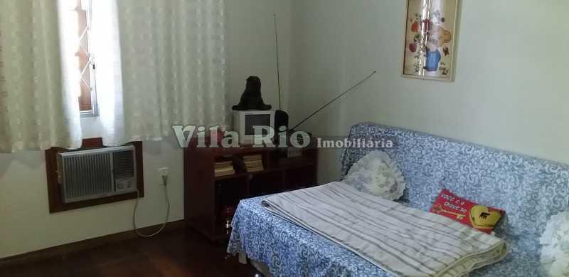 QUARTO 4 - Casa Vicente de Carvalho, Rio de Janeiro, RJ À Venda, 3 Quartos, 110m² - VCA30061 - 8