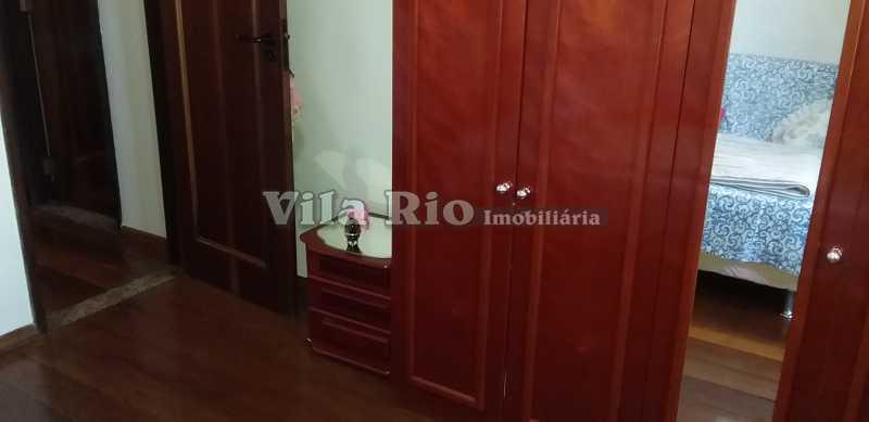 QUARTO 5 - Casa Vicente de Carvalho, Rio de Janeiro, RJ À Venda, 3 Quartos, 110m² - VCA30061 - 9