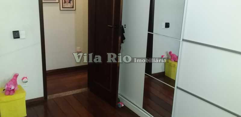 QUARTO 7 - Casa Vicente de Carvalho, Rio de Janeiro, RJ À Venda, 3 Quartos, 110m² - VCA30061 - 11