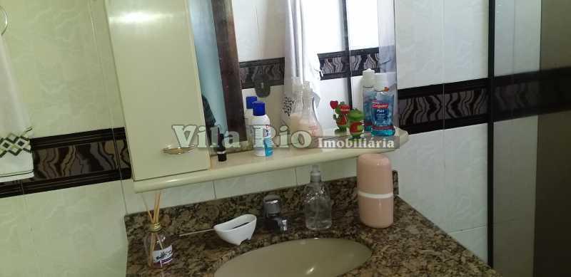 BANHEIRO 1 - Casa Vicente de Carvalho, Rio de Janeiro, RJ À Venda, 3 Quartos, 110m² - VCA30061 - 12