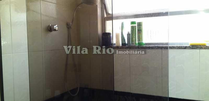 BANHEIRO 2 - Casa Vicente de Carvalho, Rio de Janeiro, RJ À Venda, 3 Quartos, 110m² - VCA30061 - 13