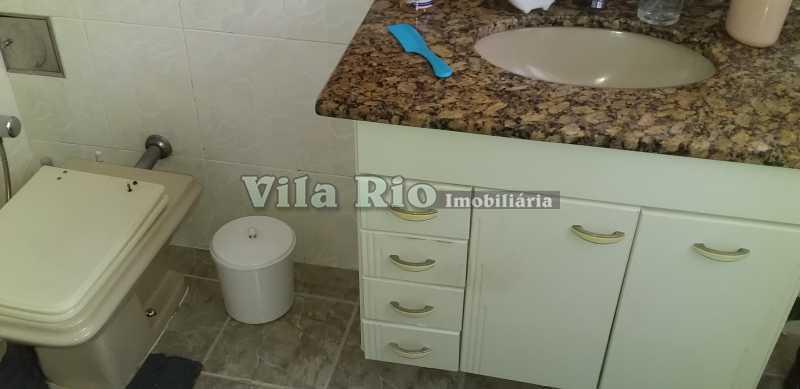 BANHEIRO 3 - Casa Vicente de Carvalho, Rio de Janeiro, RJ À Venda, 3 Quartos, 110m² - VCA30061 - 14