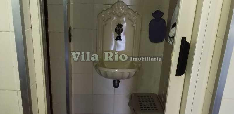 BANHEIRO 4 - Casa Vicente de Carvalho, Rio de Janeiro, RJ À Venda, 3 Quartos, 110m² - VCA30061 - 15