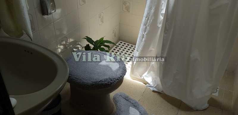BANHEIRO - Casa Vicente de Carvalho, Rio de Janeiro, RJ À Venda, 3 Quartos, 110m² - VCA30061 - 18