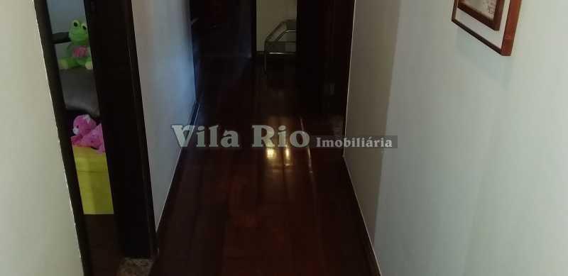 CIRCULAÇÃO - Casa Vicente de Carvalho, Rio de Janeiro, RJ À Venda, 3 Quartos, 110m² - VCA30061 - 19