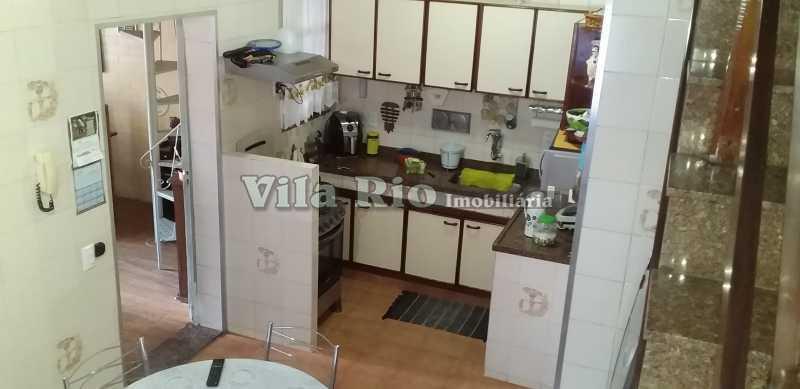 COZINHA 1 - Casa Vicente de Carvalho, Rio de Janeiro, RJ À Venda, 3 Quartos, 110m² - VCA30061 - 20