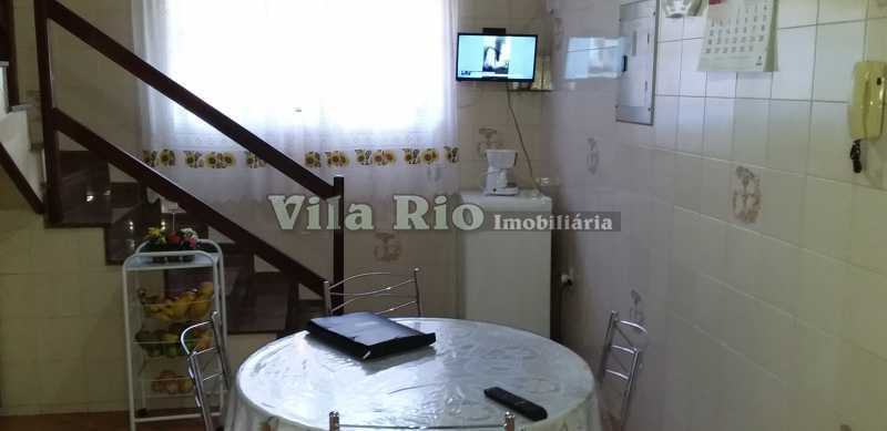 COZINHA 3 - Casa Vicente de Carvalho, Rio de Janeiro, RJ À Venda, 3 Quartos, 110m² - VCA30061 - 22
