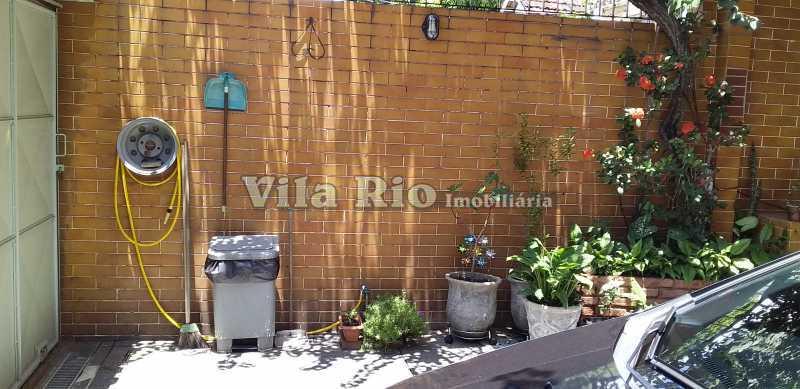 GARAGEM 1 - Casa Vicente de Carvalho, Rio de Janeiro, RJ À Venda, 3 Quartos, 110m² - VCA30061 - 26