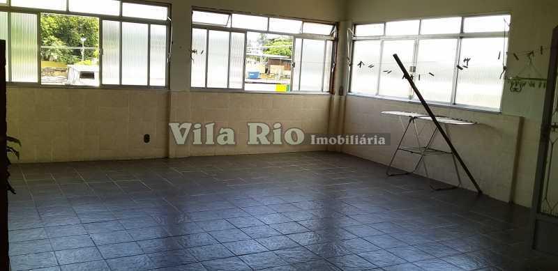 TERRAÇO 3 - Casa Vicente de Carvalho, Rio de Janeiro, RJ À Venda, 3 Quartos, 110m² - VCA30061 - 30