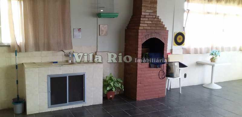 TERRAÇO - Casa Vicente de Carvalho, Rio de Janeiro, RJ À Venda, 3 Quartos, 110m² - VCA30061 - 31