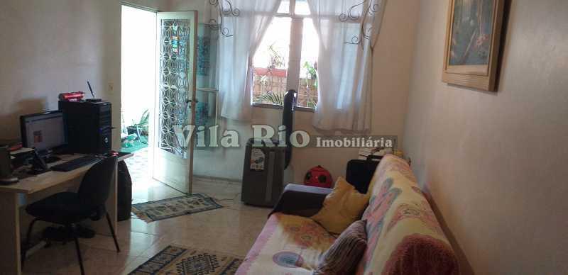 SALA 1 - Casa 3 quartos à venda Braz de Pina, Rio de Janeiro - R$ 630.000 - VCA30062 - 3