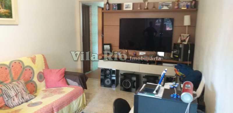 SALA 2 - Casa 3 quartos à venda Braz de Pina, Rio de Janeiro - R$ 630.000 - VCA30062 - 4