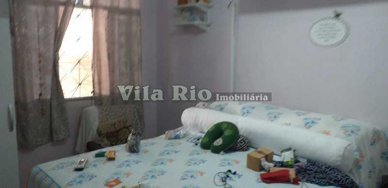 QUARTO 1 - Casa 3 quartos à venda Braz de Pina, Rio de Janeiro - R$ 630.000 - VCA30062 - 5