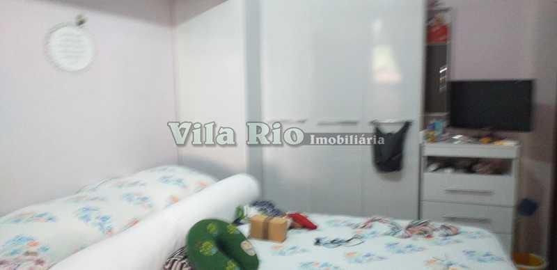 QUARTO 2 - Casa 3 quartos à venda Braz de Pina, Rio de Janeiro - R$ 630.000 - VCA30062 - 6
