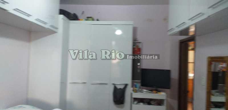 QUARTO 3 - Casa 3 quartos à venda Braz de Pina, Rio de Janeiro - R$ 630.000 - VCA30062 - 7