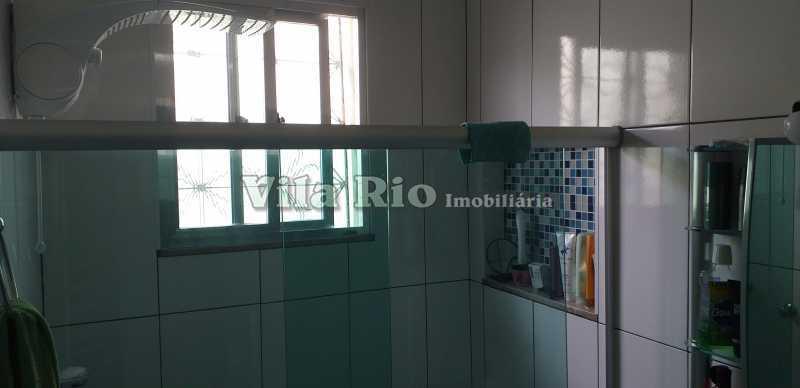 BANHEIRO 2 - Casa 3 quartos à venda Braz de Pina, Rio de Janeiro - R$ 630.000 - VCA30062 - 13