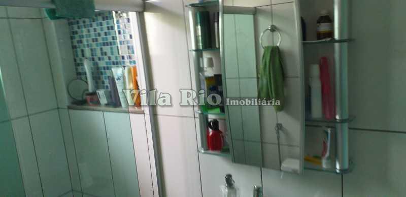 BANHEIRO 3 - Casa 3 quartos à venda Braz de Pina, Rio de Janeiro - R$ 630.000 - VCA30062 - 14