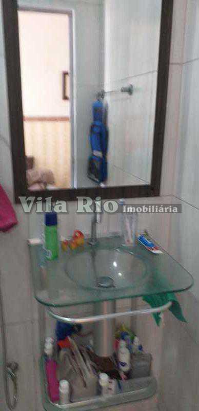 BANHEIRO 4 - Casa 3 quartos à venda Braz de Pina, Rio de Janeiro - R$ 630.000 - VCA30062 - 15