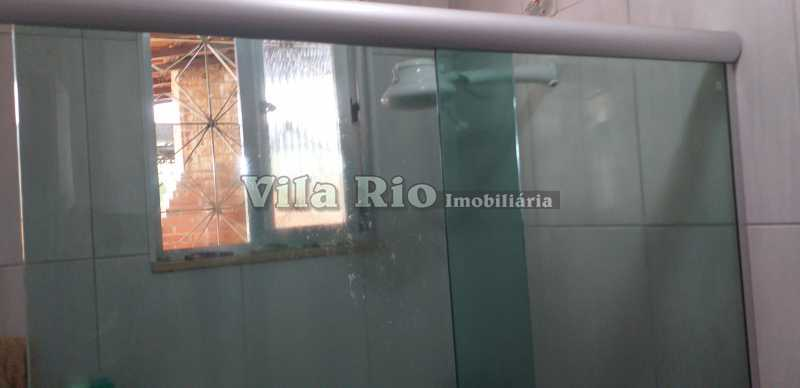 BANHEIRO 5 - Casa 3 quartos à venda Braz de Pina, Rio de Janeiro - R$ 630.000 - VCA30062 - 16