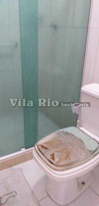 BANHEIRO 6 - Casa 3 quartos à venda Braz de Pina, Rio de Janeiro - R$ 630.000 - VCA30062 - 17